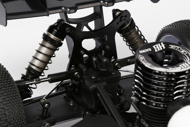 D817 V2 1/8 Competition Nitro Buggy