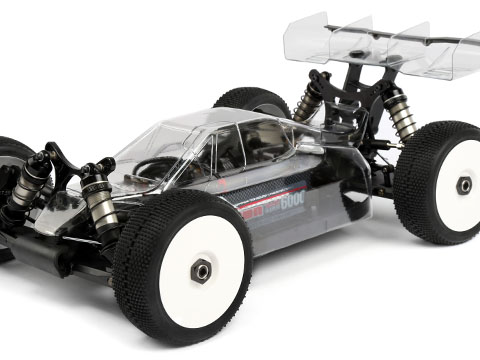 HB Racing E817 Electric 1/8 Off-Road Buggy | HB Racing