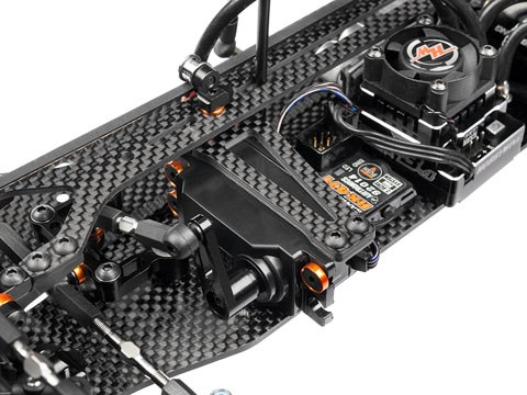 HB Racing Pro 5 1/10 Competition Touring Car | HB Racing